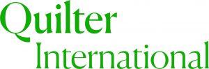 Quilter Int logo Green CMYK